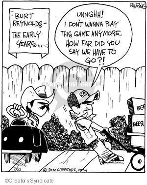 Comic Strip John Deering  Strange Brew 2010-07-21 classics