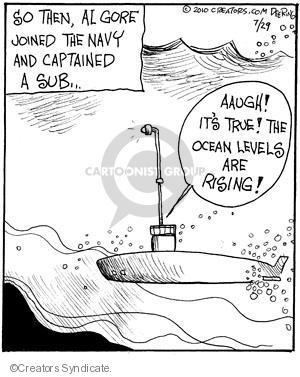 Comic Strip John Deering  Strange Brew 2010-07-29 environment