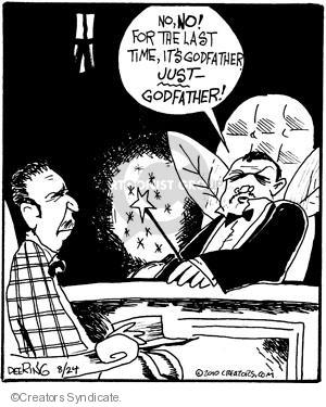 Comic Strip John Deering  Strange Brew 2010-08-24 movie genre