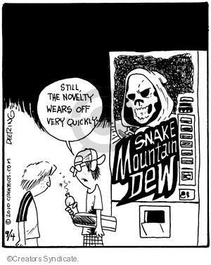 Comic Strip John Deering  Strange Brew 2010-09-04 market