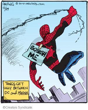 Comic Strip John Deering  Strange Brew 2010-12-29 between