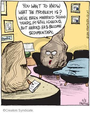 Cartoonist John Deering  Strange Brew 2011-02-02 problem