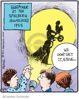 Comic Strip John Deering  Strange Brew 2011-03-30 ET movie