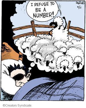 Comic Strip John Deering  Strange Brew 2011-04-11 number