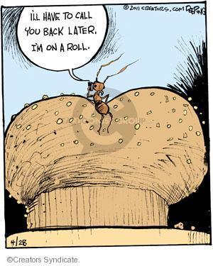 Comic Strip John Deering  Strange Brew 2011-04-28 bread