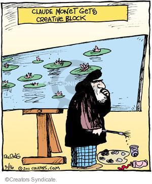 Cartoonist John Deering  Strange Brew 2011-05-16 inspiration
