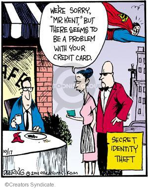 Cartoonist John Deering  Strange Brew 2011-10-17 problem