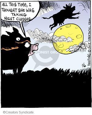 Cartoonist John Deering  Strange Brew 2012-01-06 rhyme
