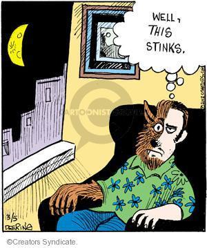 Comic Strip John Deering  Strange Brew 2012-03-05 changing