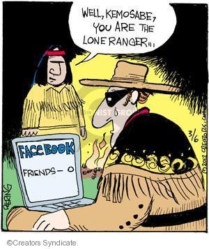 Comic Strip John Deering  Strange Brew 2012-03-06 friendship