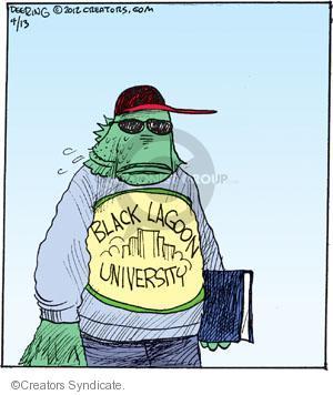 Black Lagoon University.