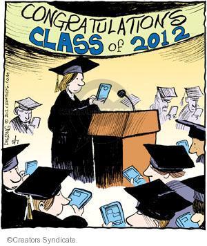 Cartoonist John Deering  Strange Brew 2012-05-07 student