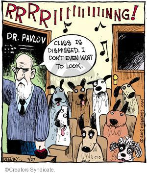 Comic Strip John Deering  Strange Brew 2012-07-27 psychology