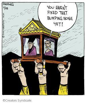 Cartoonist John Deering  Strange Brew 2012-11-28 transport