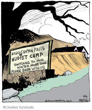 Comic Strip John Deering  Strange Brew 2012-12-04 hour