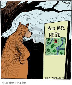 Comic Strip John Deering  Strange Brew 2013-01-16 wildlife
