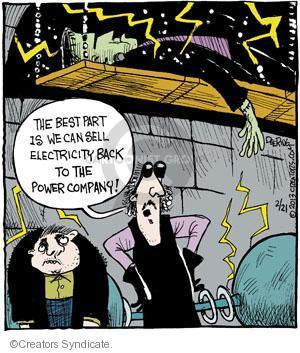 Comic Strip John Deering  Strange Brew 2013-02-21 company