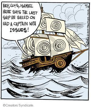 Cartoonist John Deering  Strange Brew 2013-04-13 Dick