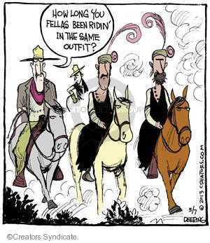 Comic Strip John Deering  Strange Brew 2013-05-07 become