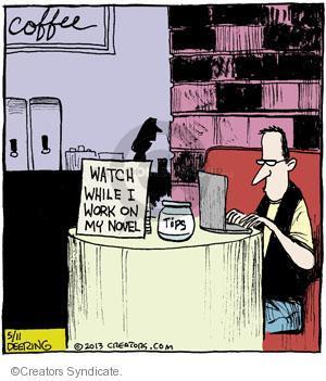 Comic Strip John Deering  Strange Brew 2013-05-11 book author