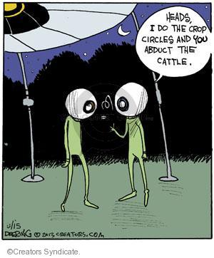 Cartoonist John Deering  Strange Brew 2013-05-15 cattle