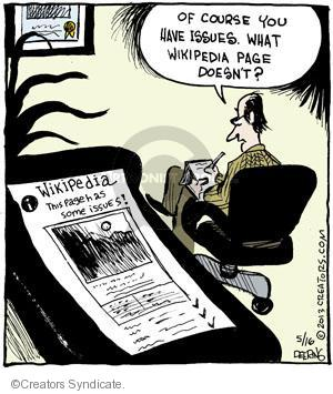 Comic Strip John Deering  Strange Brew 2013-05-16 reliable