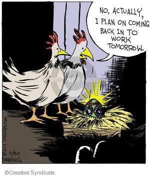 Comic Strip John Deering  Strange Brew 2013-05-30 egg
