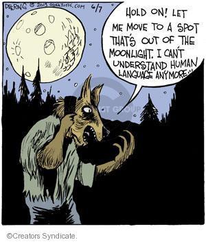 Comic Strip John Deering  Strange Brew 2013-06-07 language