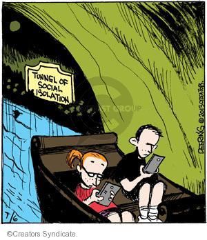 Comic Strip John Deering  Strange Brew 2013-07-06 isolation