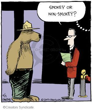 Cartoonist John Deering  Strange Brew 2013-09-03 eat