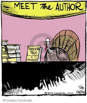 Comic Strip John Deering  Strange Brew 2013-11-28 biography