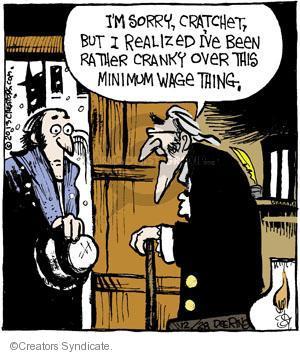 Comic Strip John Deering  Strange Brew 2013-12-28 Bob