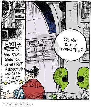 Comic Strip John Deering  Strange Brew 2014-01-16 photo
