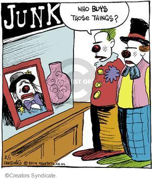 Comic Strip John Deering  Strange Brew 2014-02-01 cry