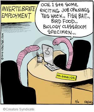 Comic Strip John Deering  Strange Brew 2014-02-06 classroom