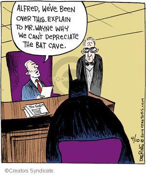 Cartoonist John Deering  Strange Brew 2014-04-10 tax