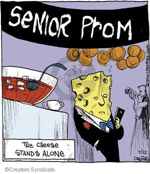 Comic Strip John Deering  Strange Brew 2014-04-22 wall