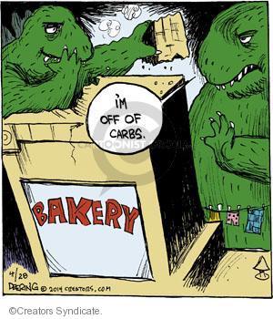 Cartoonist John Deering  Strange Brew 2014-04-28 diet