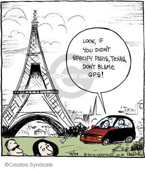 Comic Strip John Deering  Strange Brew 2014-04-29 vacation