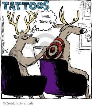 Cartoonist John Deering  Strange Brew 2014-05-01 bull