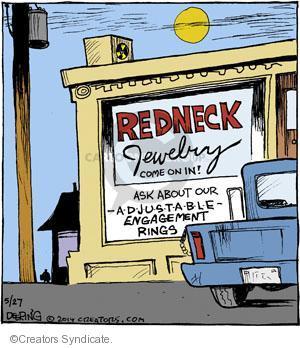 Comic Strip John Deering  Strange Brew 2014-05-27 adjustable