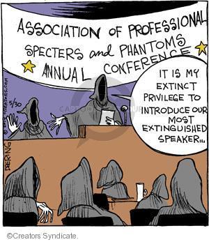 Comic Strip John Deering  Strange Brew 2014-05-30 speech