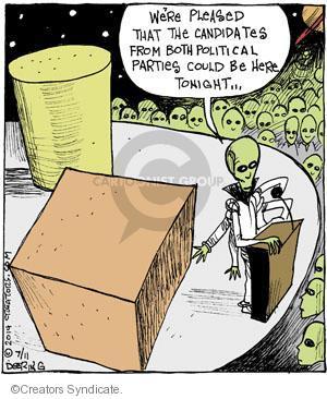 Cartoonist John Deering  Strange Brew 2014-07-11 candidate