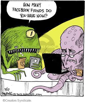 Comic Strip John Deering  Strange Brew 2014-07-17 friendship