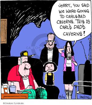 Comic Strip John Deering  Strange Brew 2014-08-14 expectation