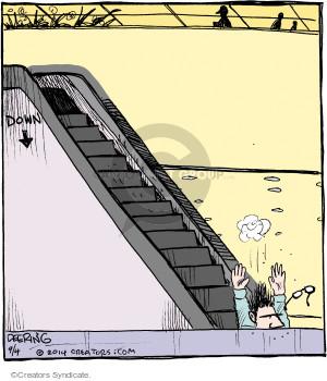 Comic Strip John Deering  Strange Brew 2014-09-04 below