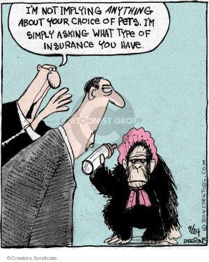 Comic Strip John Deering  Strange Brew 2014-09-24 your