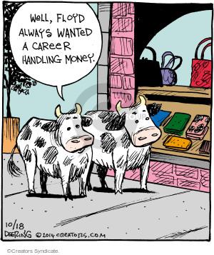 Cartoonist John Deering  Strange Brew 2014-10-18 handle