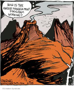 Comic Strip John Deering  Strange Brew 2014-11-29 anger