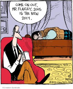 Comic Strip John Deering  Strange Brew 2015-01-01 psychoanalysis